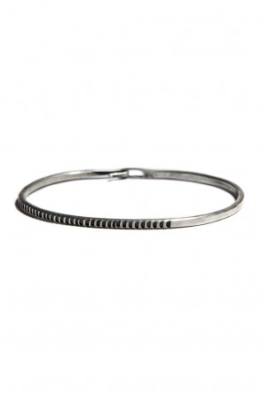 Punched Hook Bangle (Pu)