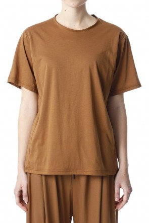 H.R 6 20SS Classic Short sleeve Camel for women