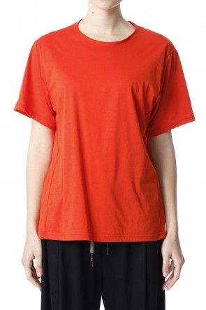 H.R 6 20SS Classic Short sleeve Orange for women