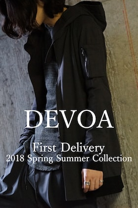 DEVOA 18SS 1st Delivery New Arrivals