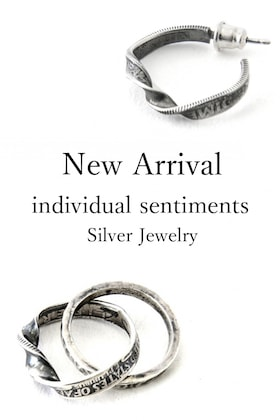 individual sentiments New Arrival Silver Jewelry