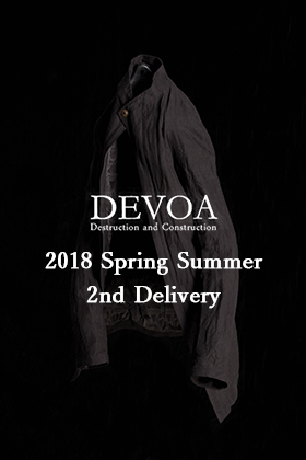 DEVOA 18SS 2nd Delivery New Arrivals
