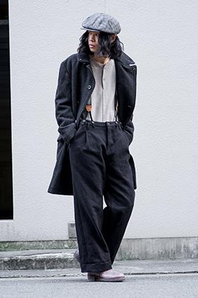Yohji Yamamoto 18SS Recommended Pants Style