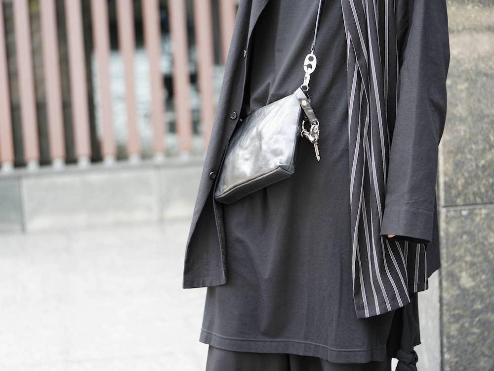 Staff Styling 001: Yohji Yamamoto (model's own) 05