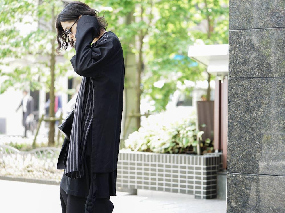 Staff Styling 001: Yohji Yamamoto (model's own) 03