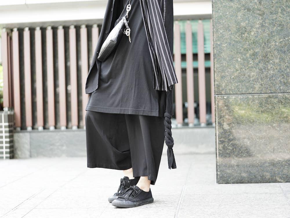 Staff Styling 001: Yohji Yamamoto (model's own) 04