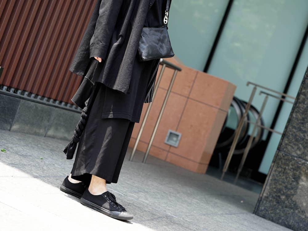 Staff Styling 001: Yohji Yamamoto (model's own) 07