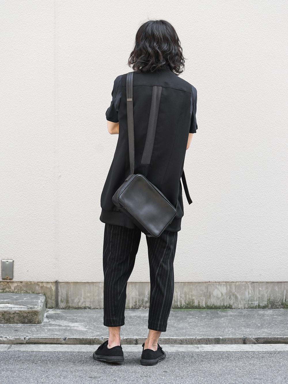 DEVOA 17SS Sporty Vest  back style 01