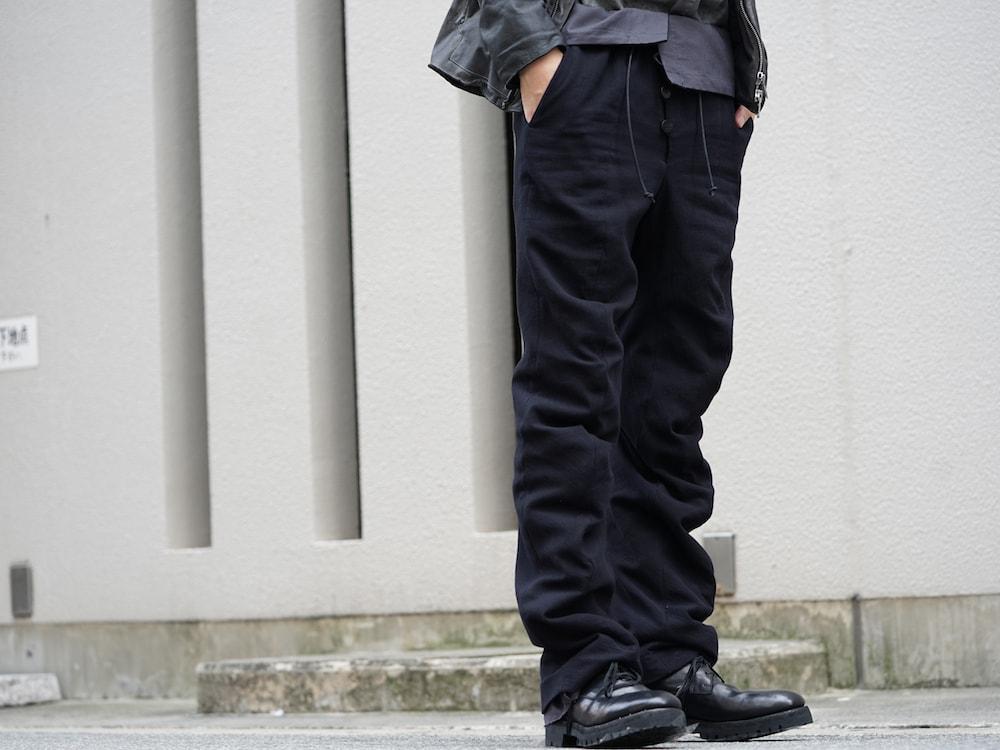 SADDAM TEISSY Horse Leather Cold Dyed Jacket Style 06