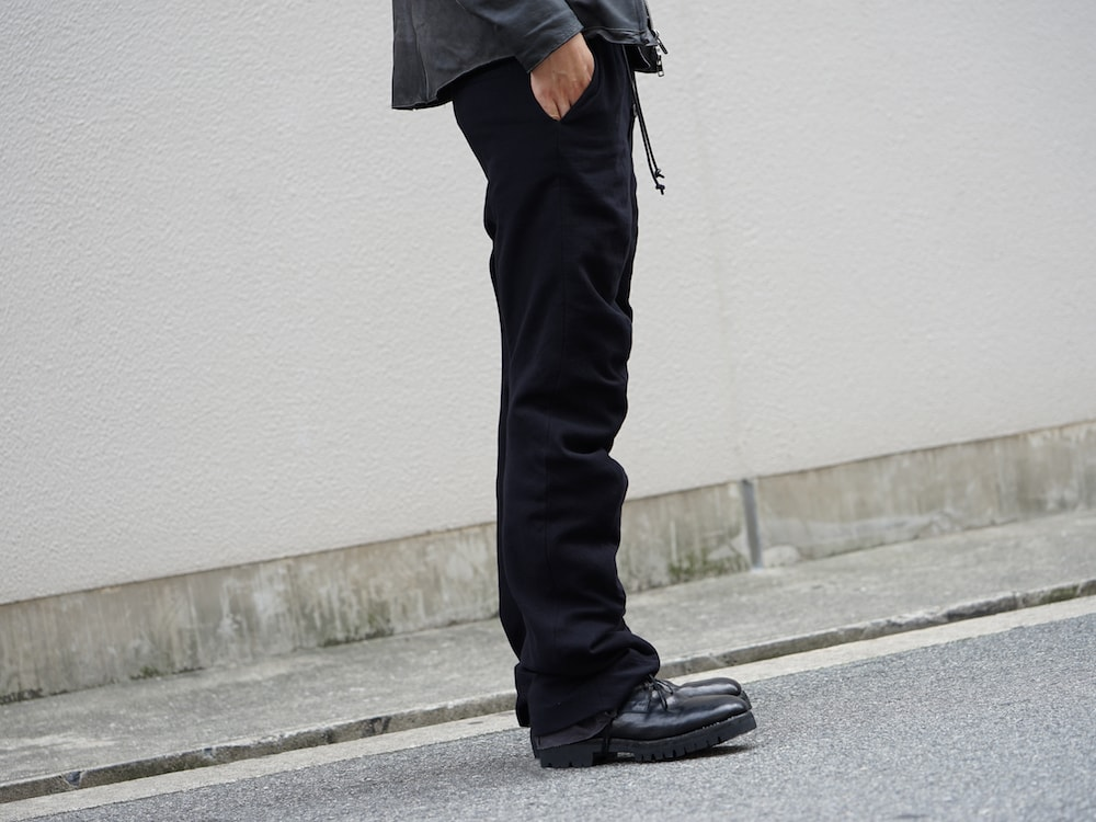 SADDAM TEISSY Horse Leather Cold Dyed Jacket Style 07