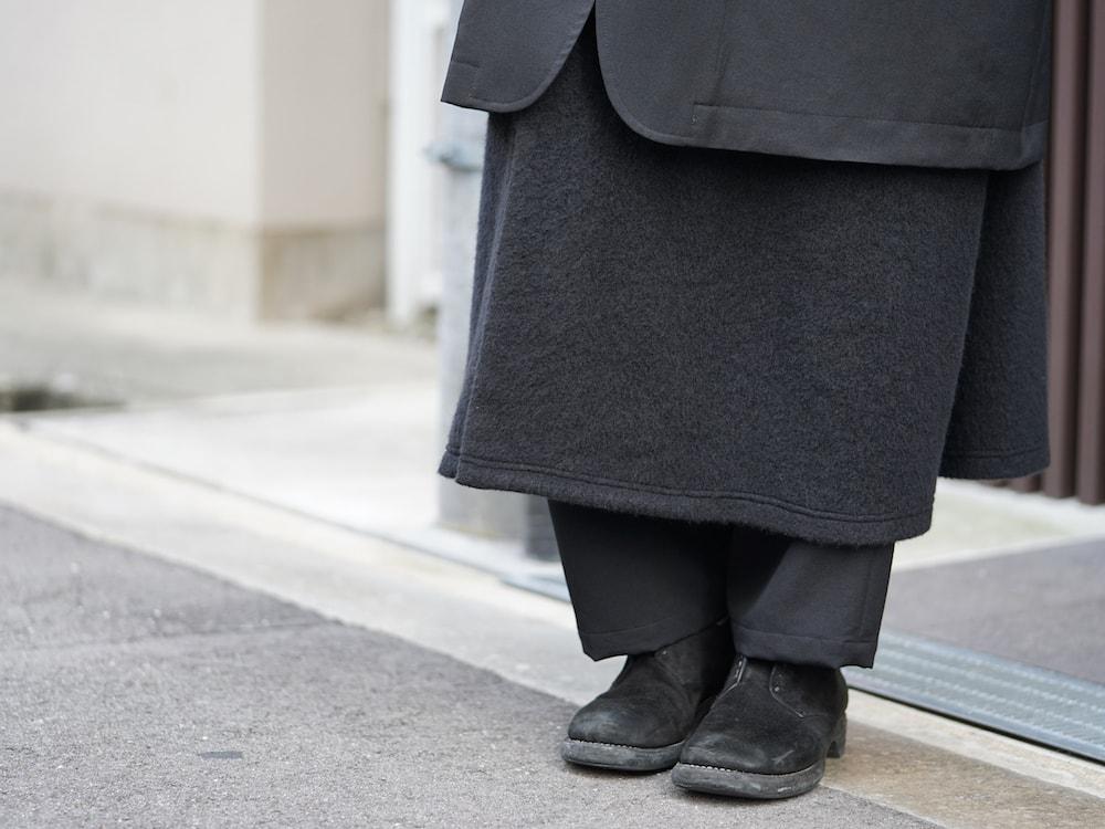 Yohji Yamamoto Coat On Jacket Style 10