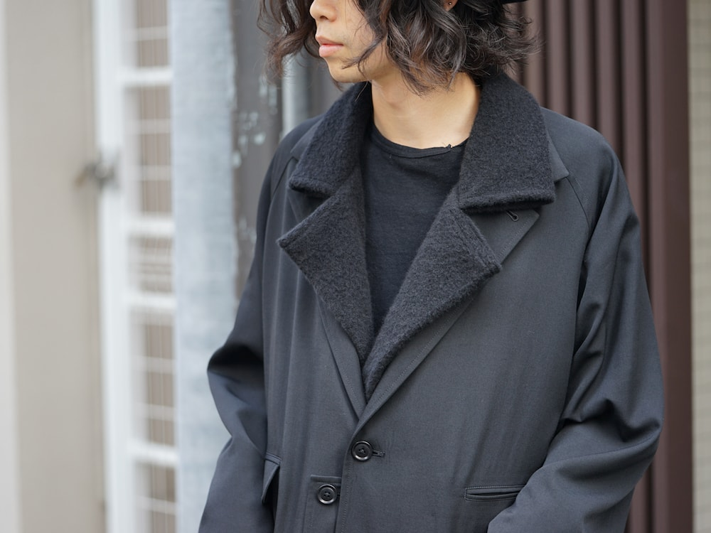 Yohji Yamamoto Coat On Jacket Style 05