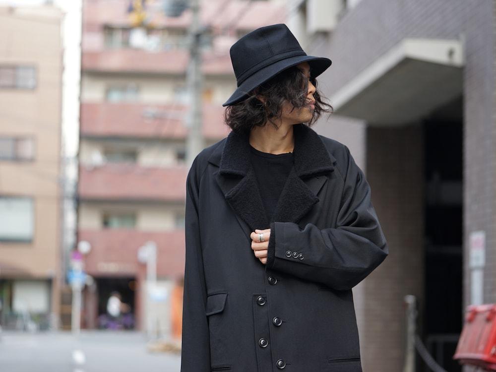Yohji Yamamoto Coat On Jacket Style 07