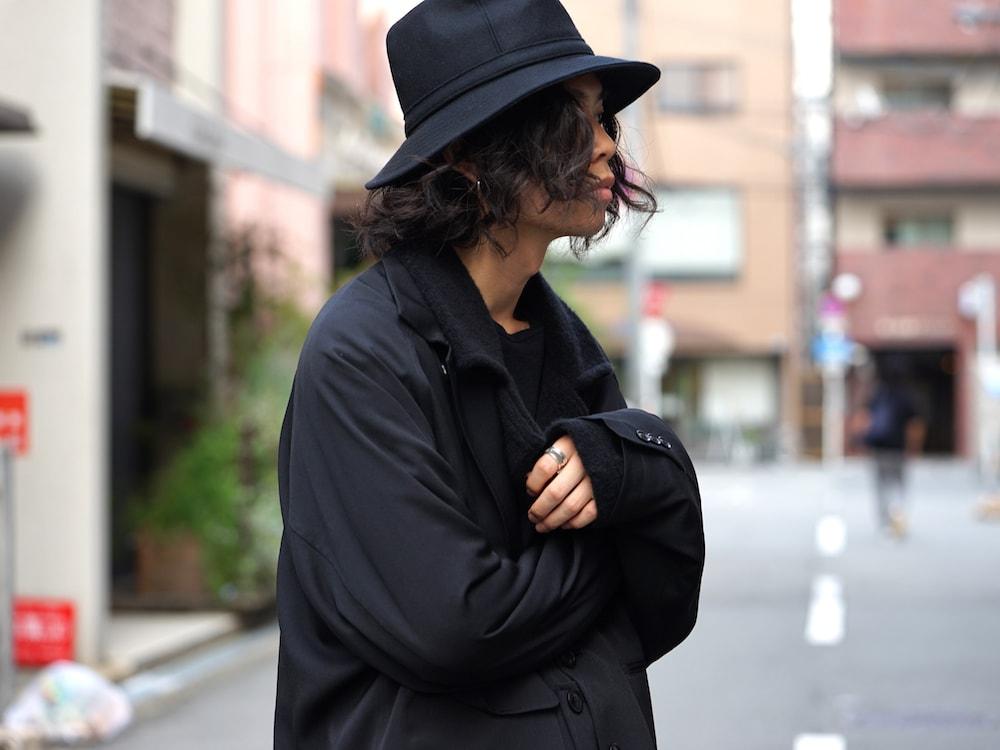 Yohji Yamamoto Coat On Jacket Style 08