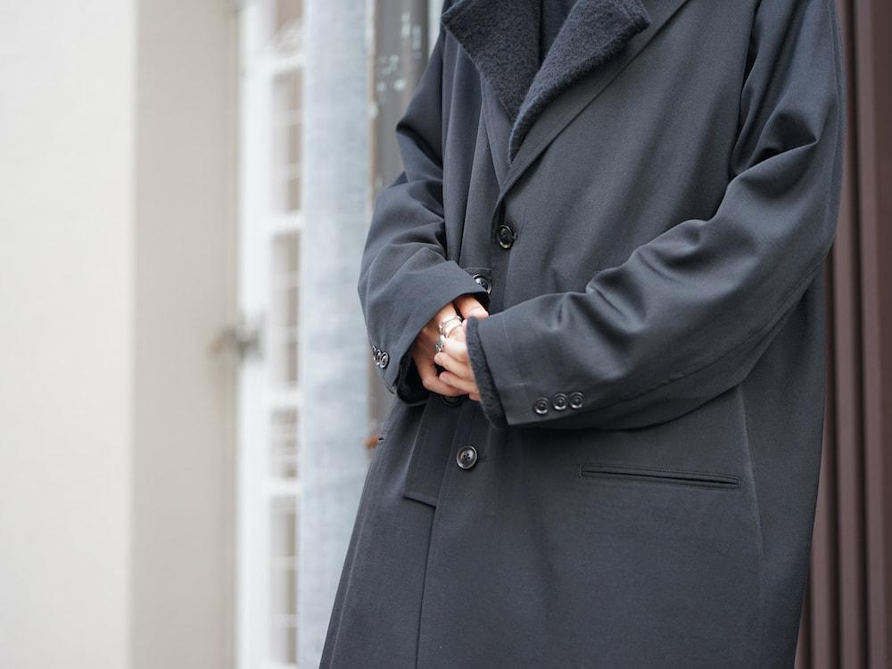 Yohji Yamamoto Coat On Jacket Style 09