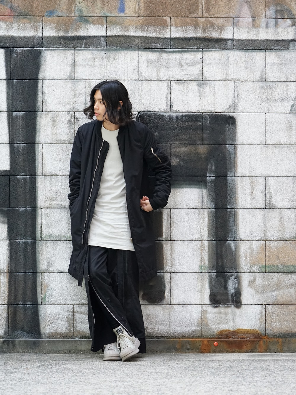 Staff Styling 004: JULIUS (model's own) 01