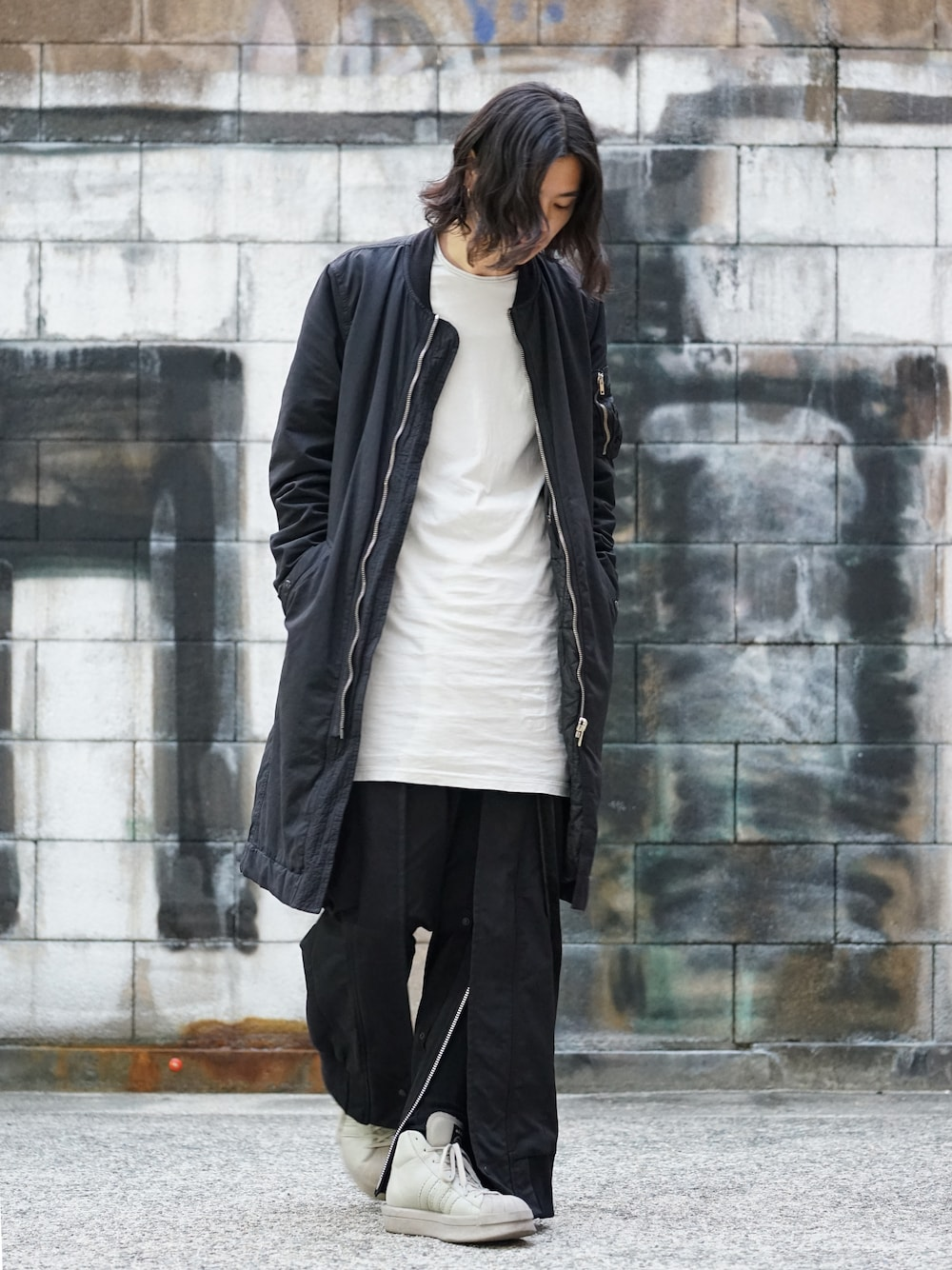 Staff Styling 004: JULIUS (model's own)  02