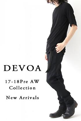 DEVOA 17-18 Pre Fall New Arrival