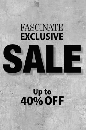 FASCINATE Exclusive Sale Starting from 17th June, Saturday, 12 Noon