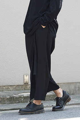 Yohji Yamamoto FW17 Dr.martens Style
