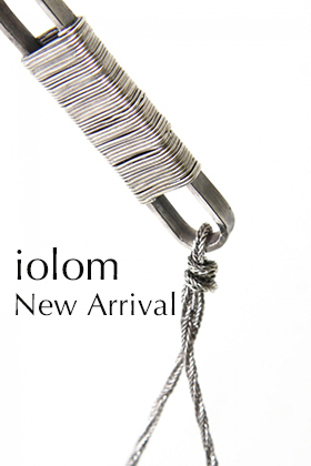 iolom FW17-18 Collection Necklace and Wallet New arrivals