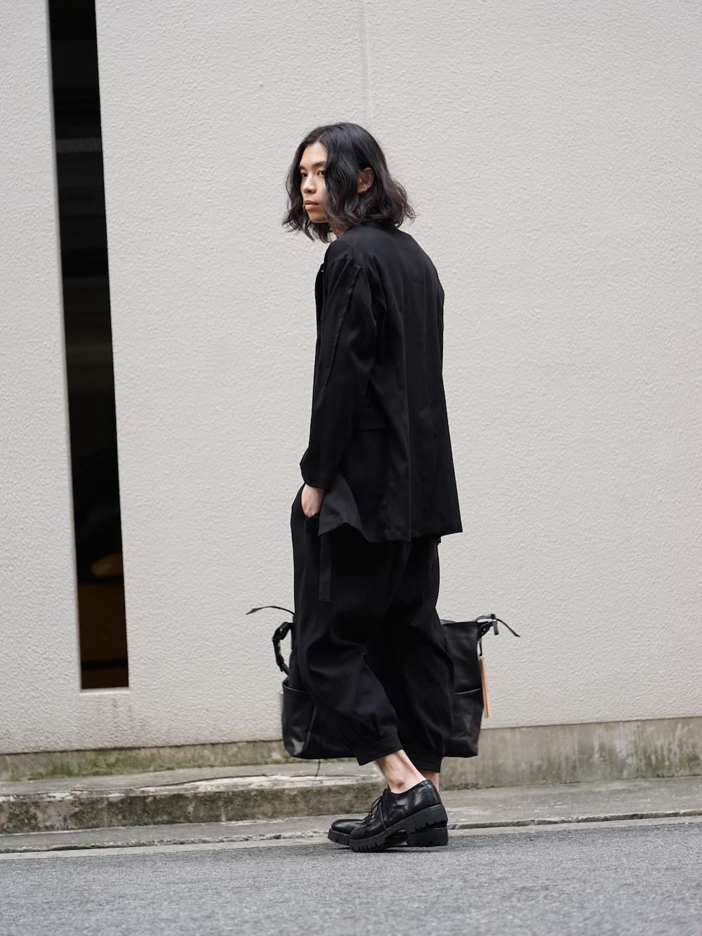 The Viridi-anne 18SS Hard Twist Boil Suit Style 03