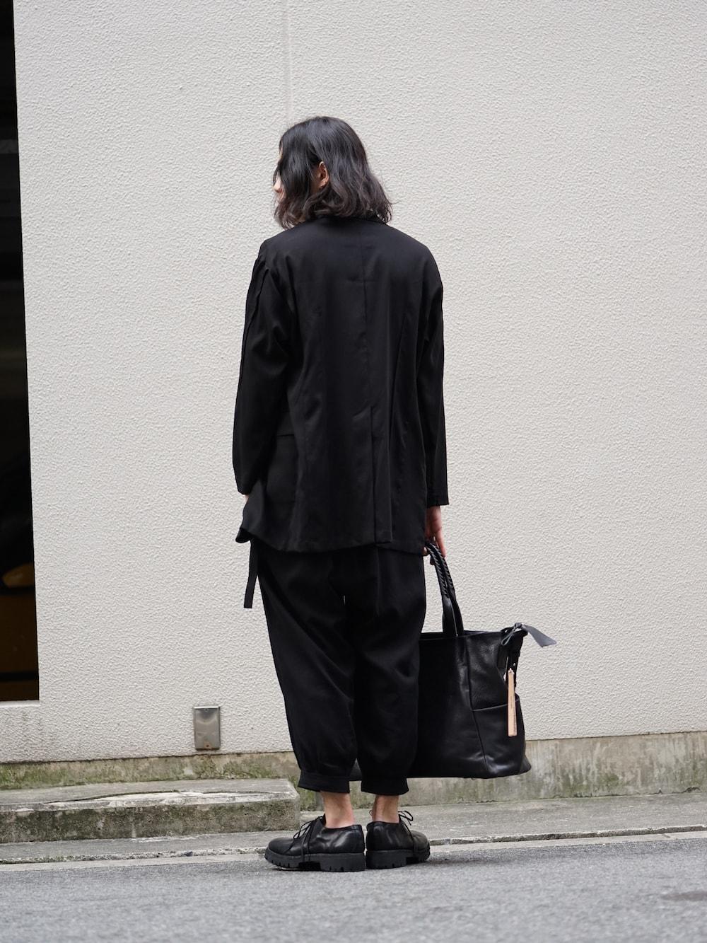 The Viridi-anne 18SS Hard Twist Boil Suit Style 04