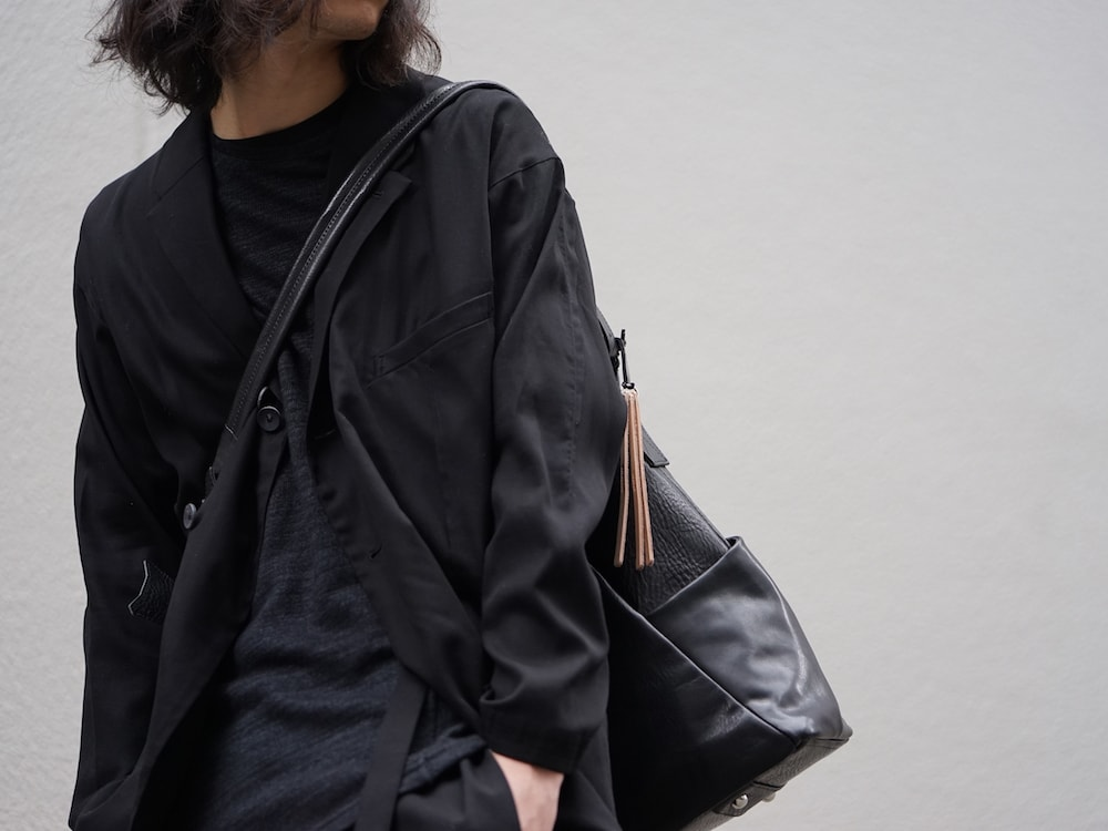 The Viridi-anne 18SS Hard Twist Boil Suit Style 05