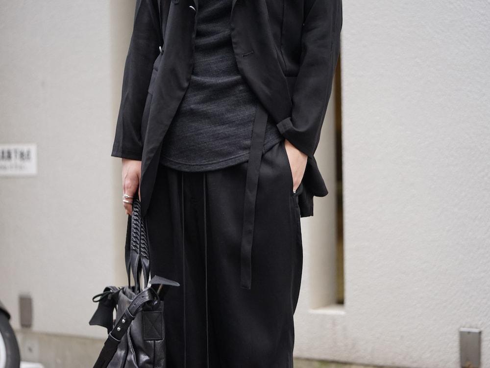 The Viridi-anne 18SS Hard Twist Boil Suit Style 06