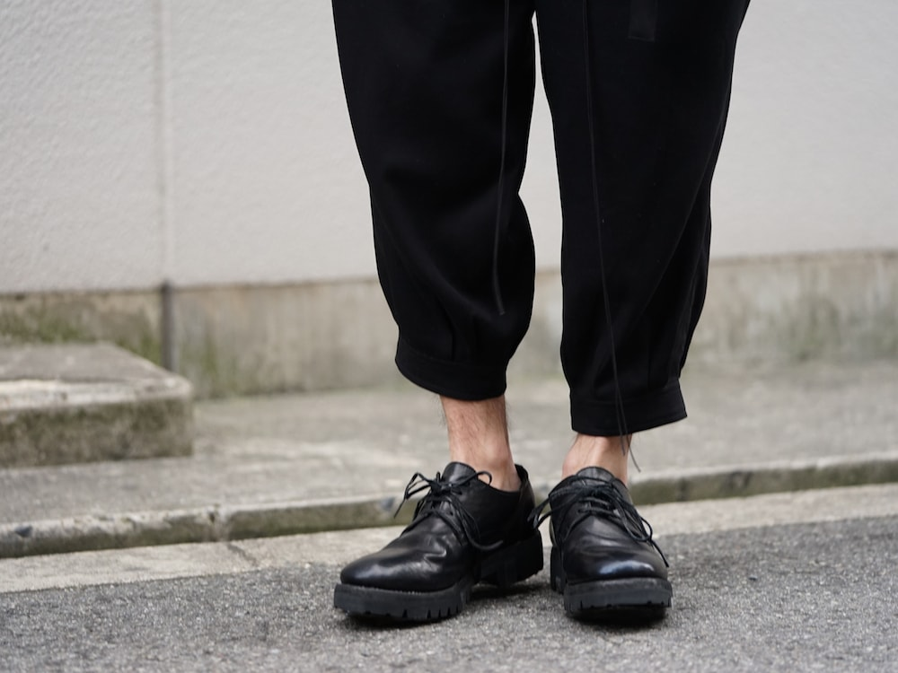 The Viridi-anne 18SS Hard Twist Boil Suit Style 08