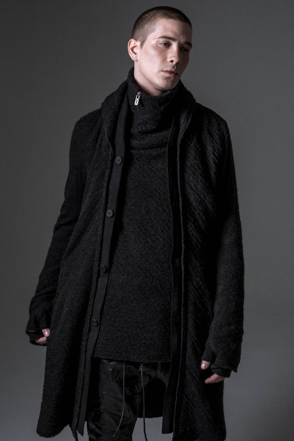 D.HYGEN(SADDAM TEISSY) 2018-19 autumn winter collection 2018-19AW