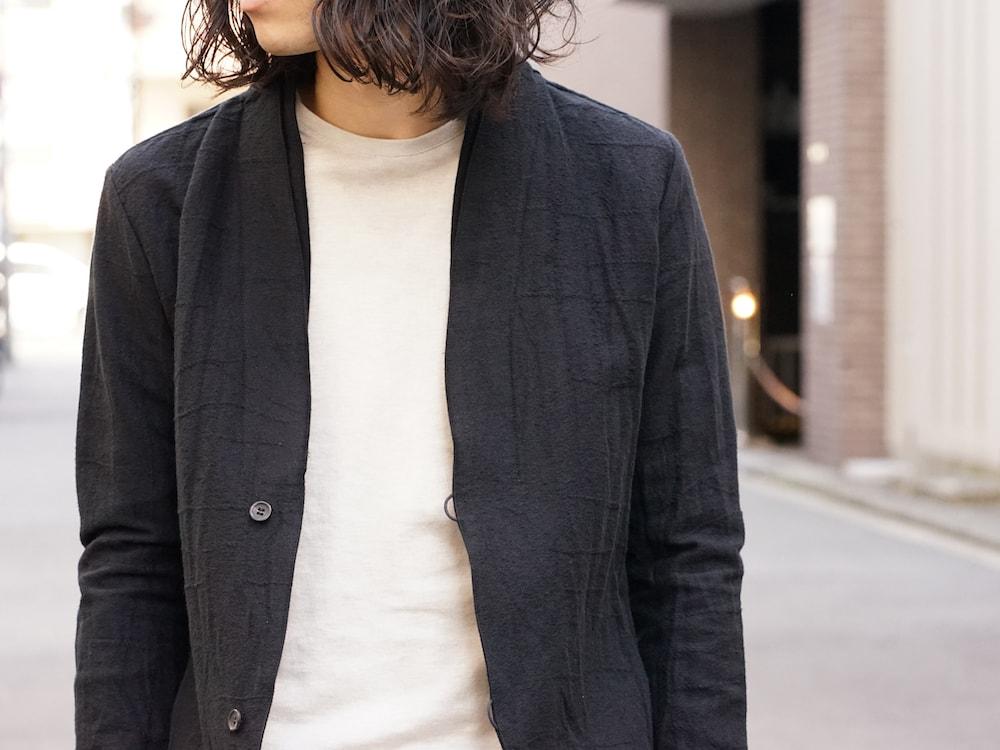 SADDAM TEISSY 18SS FASCINATE Limited Jacquard Shirt Jacket Style