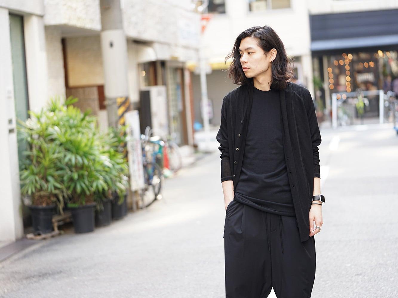 Yohji Yamamoto 18SS Front Switch Jacket Style 01