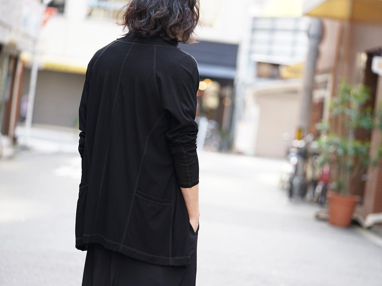 Yohji Yamamoto 18SS Front Switch Jacket Style 02