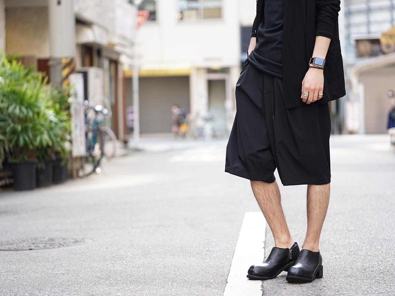 Yohji Yamamoto 18SS Front Switch Jacket Style 03