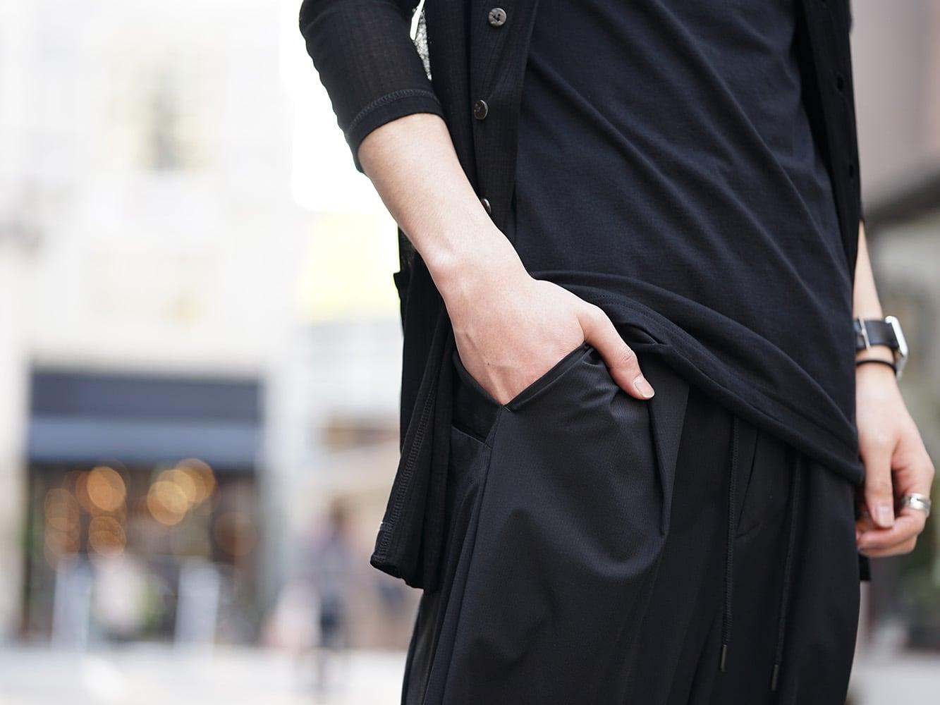 Yohji Yamamoto 18SS Front Switch Jacket Style 04