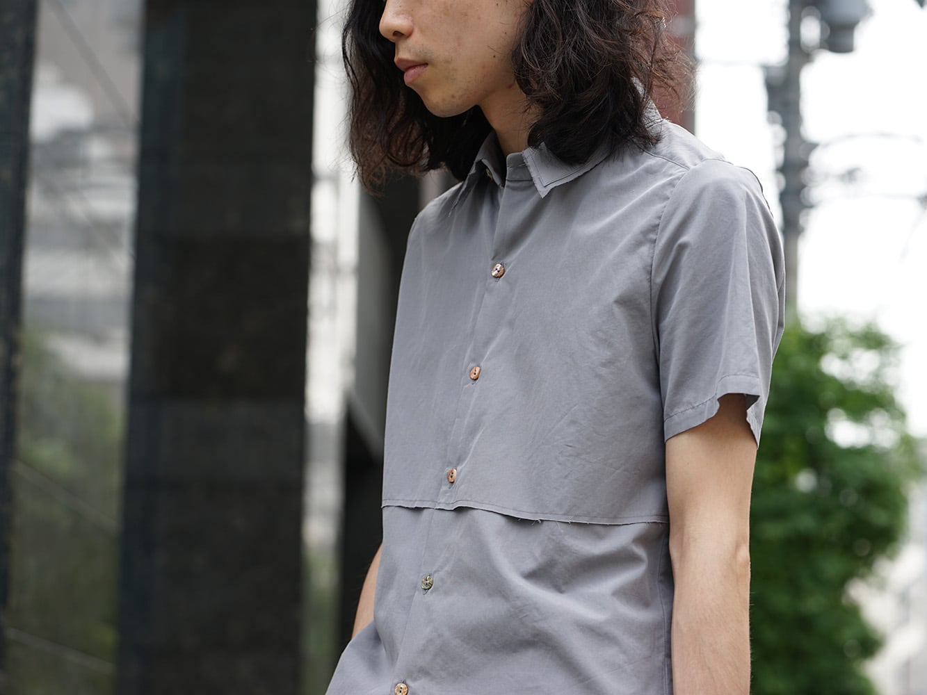 individual sentiments SS18 Short Sleeve Shirt Style 04