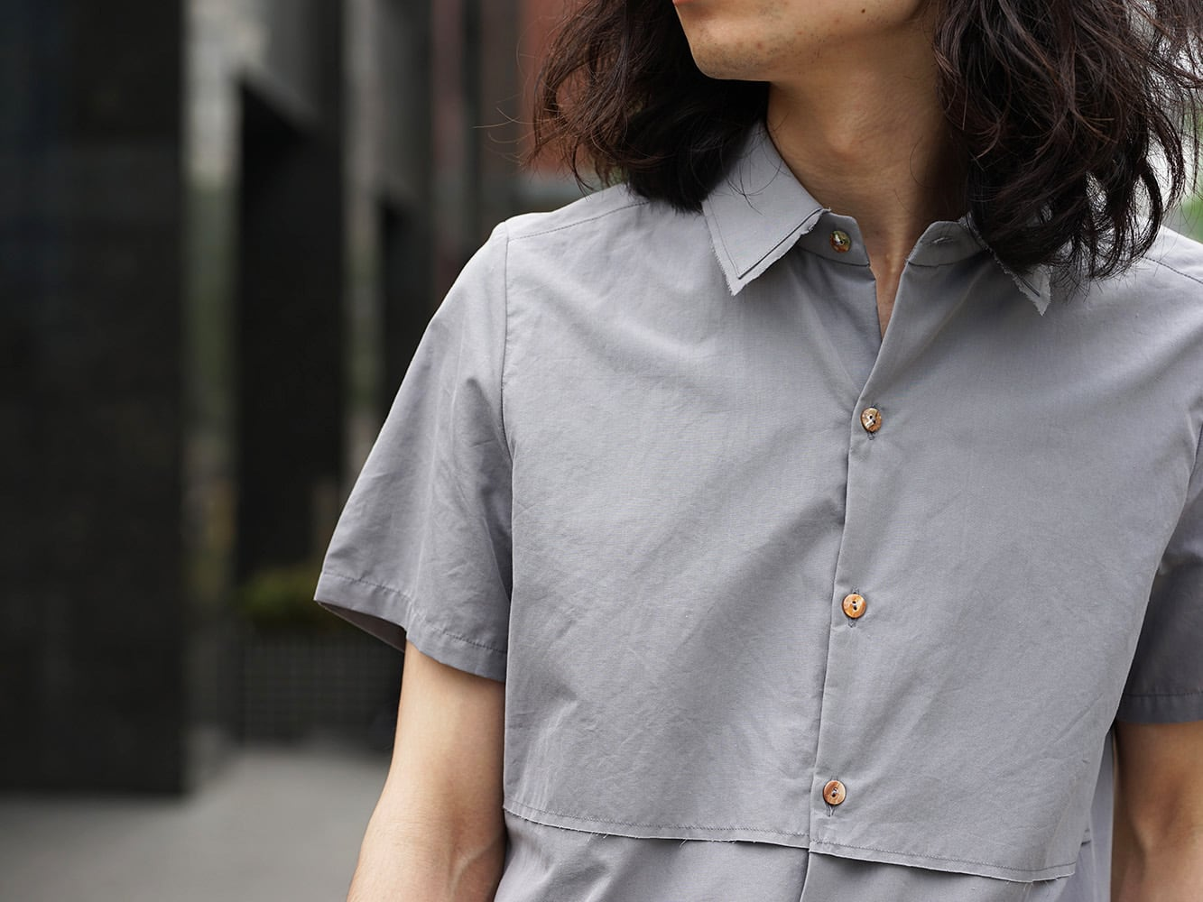 individual sentiments SS18 Short Sleeve Shirt Style 05