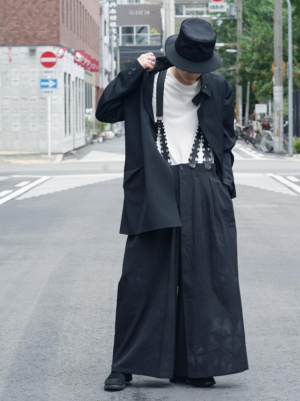 Yohji Yamamoto 18AW 2nd Delivery 01