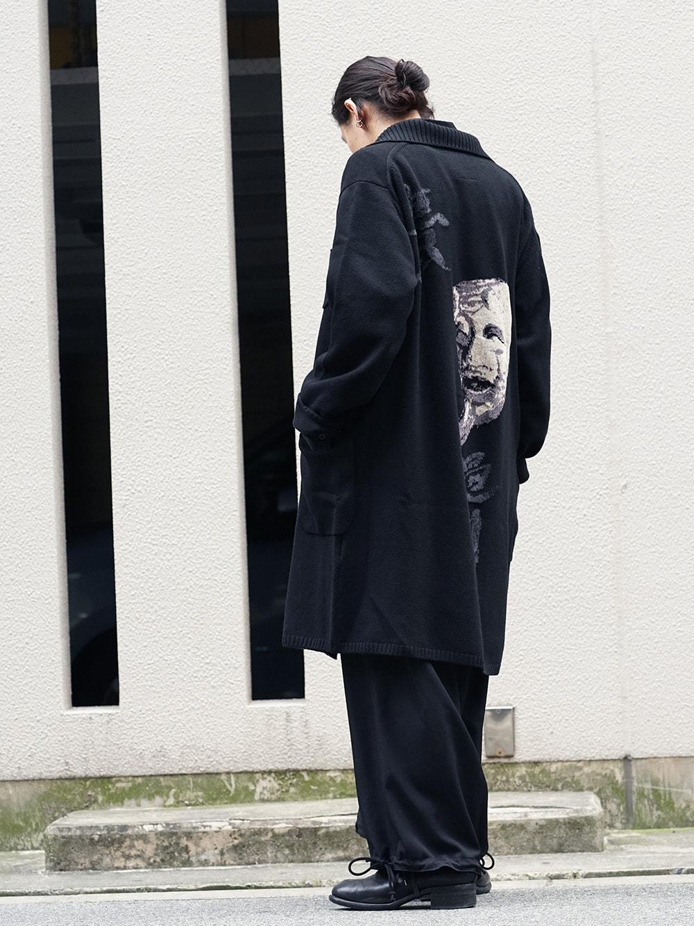 Yohji Yamamoto 18AW 2nd Delivery 06