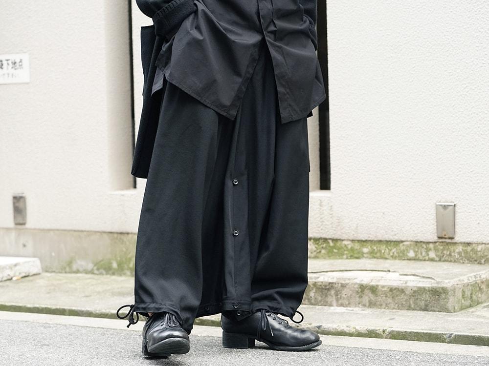 Yohji Yamamoto 18AW 2nd Delivery 07