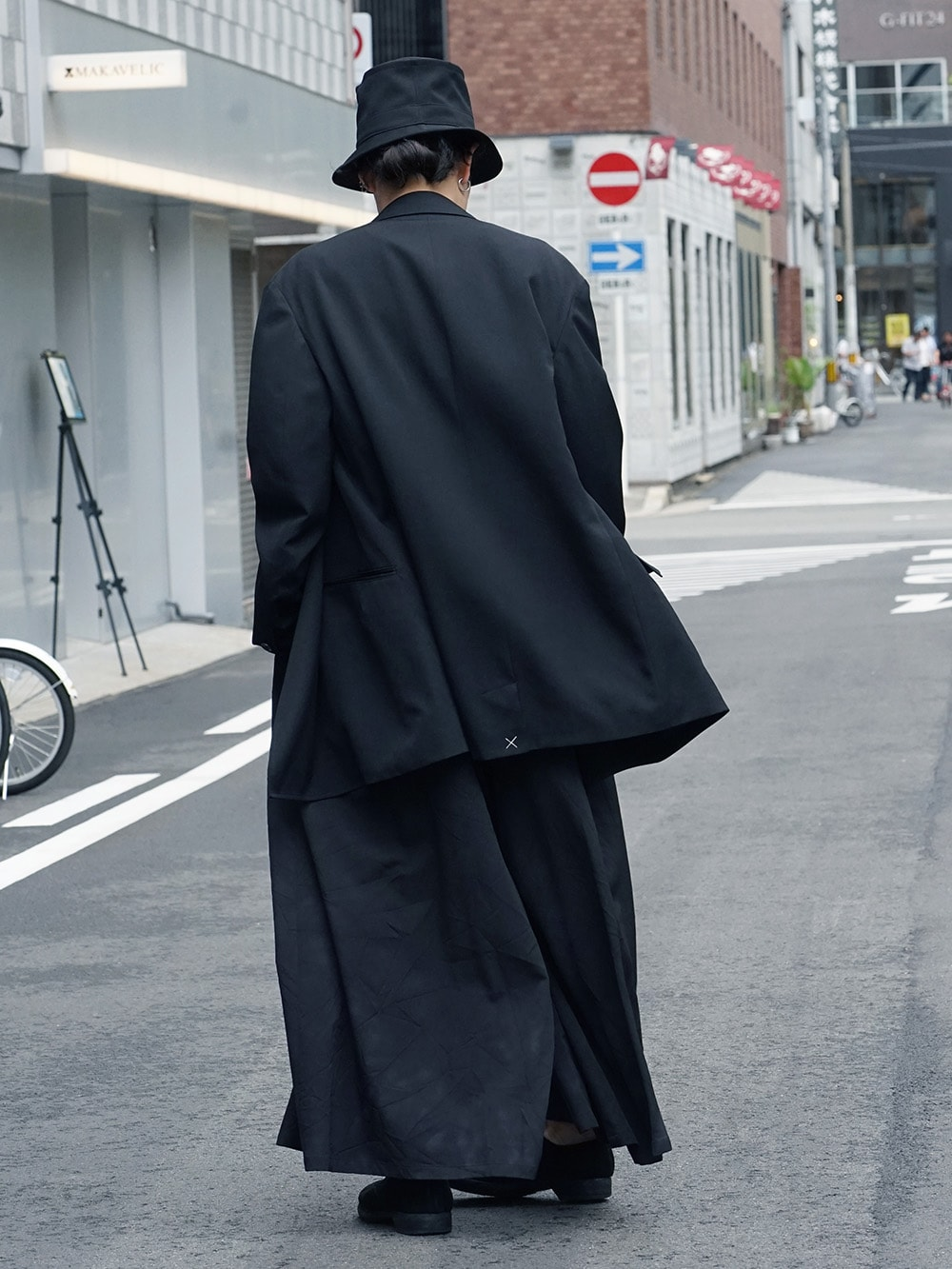 Yohji Yamamoto 18AW 2nd Delivery 02