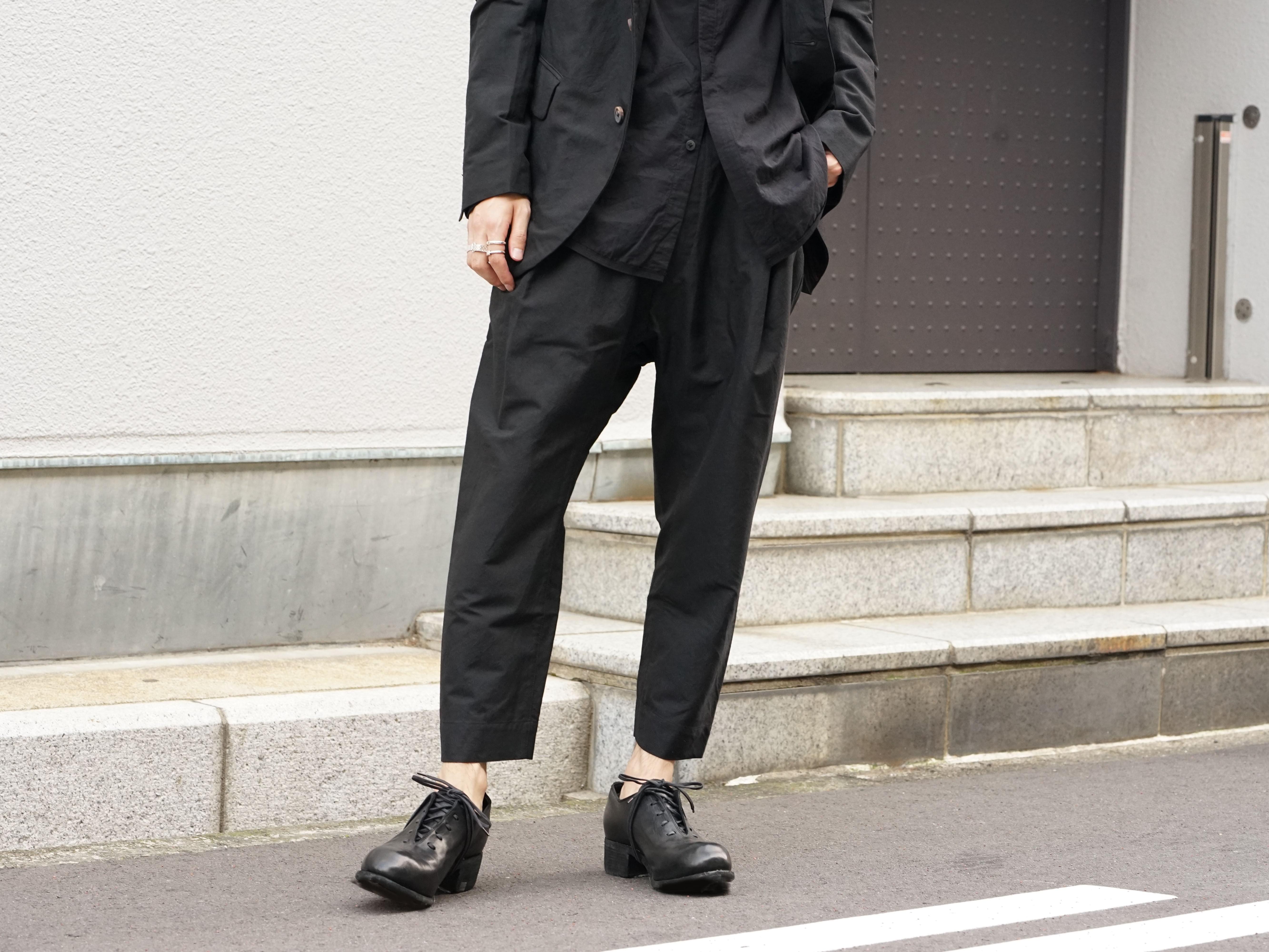 ZIGGY CHEN Stripe Gabardine Suit Style 07