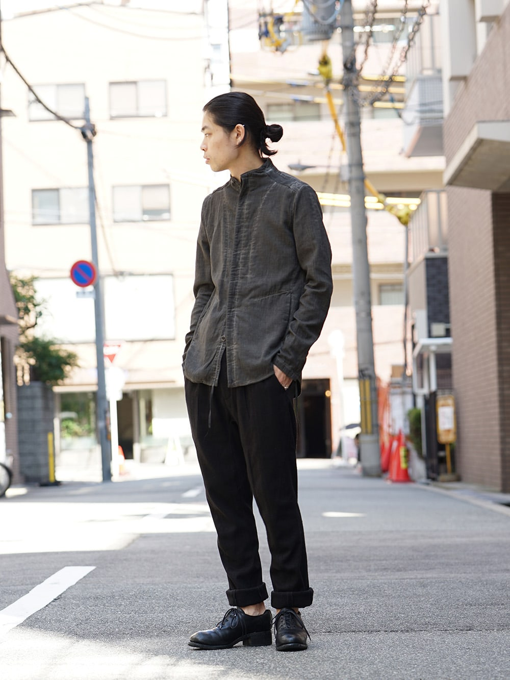 D.Hygen 18AW Early autumn Style 01