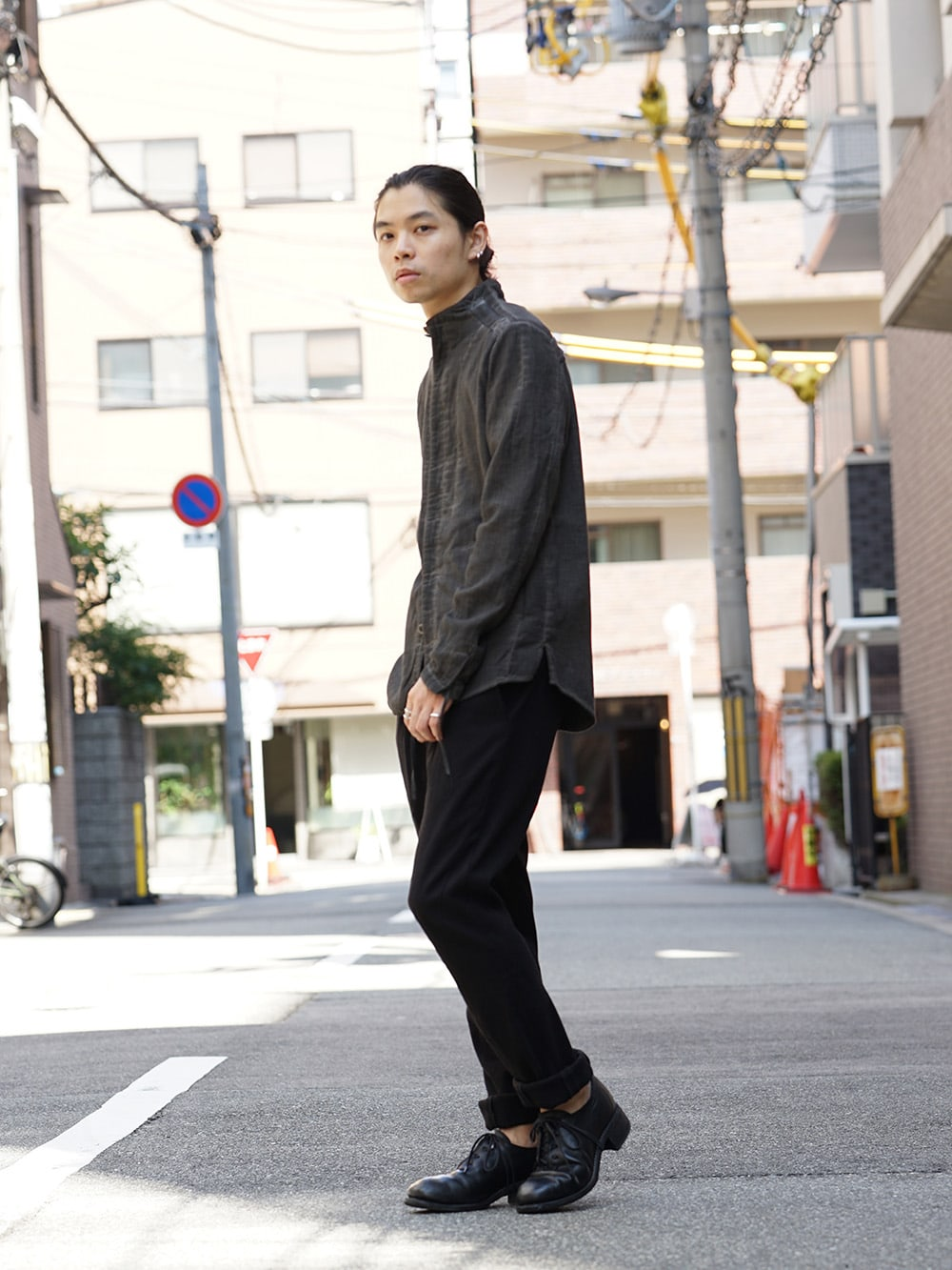 D.Hygen 18AW Early autumn Style 02