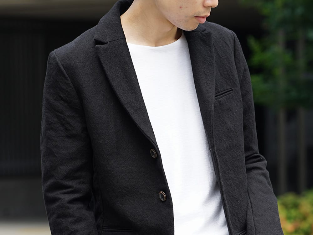 individual sentiments 18-19AW Early Autumn Jacket Style 05