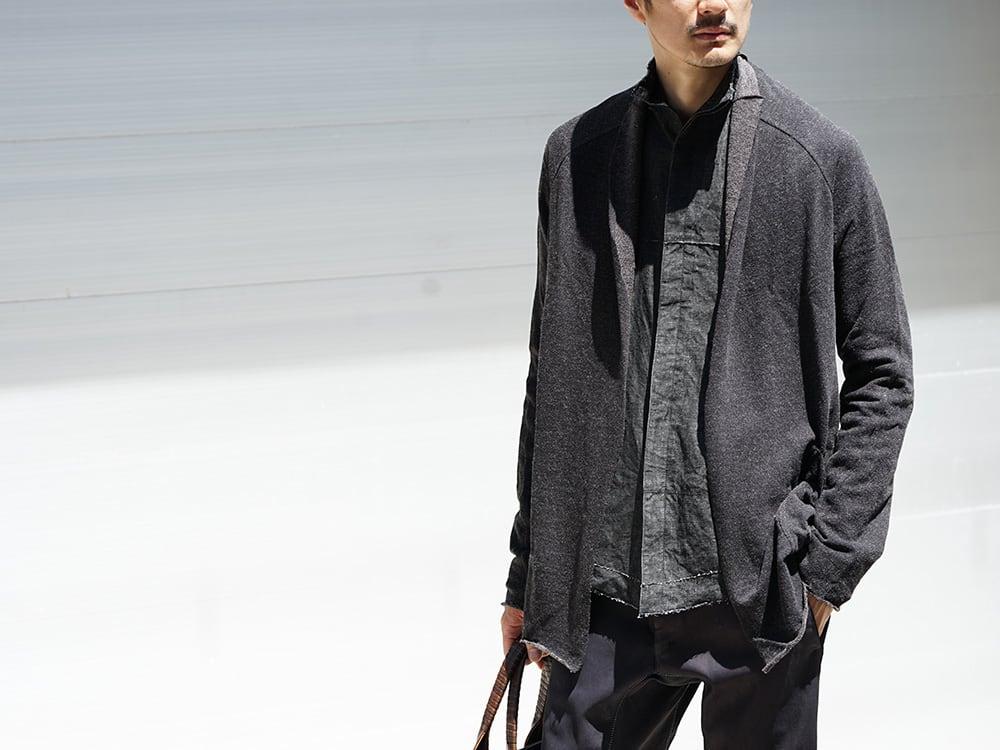 ISAAC SELLAM Zip Design Coat and Pants Style 08