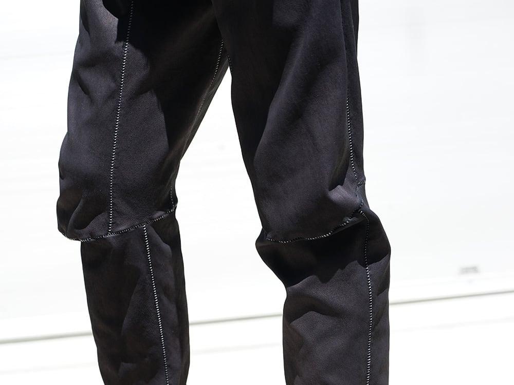 ISAAC SELLAM Zip Design Coat and Pants Style 10