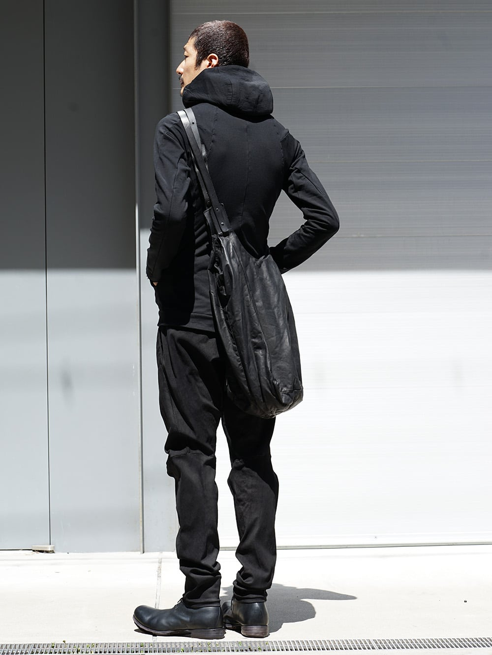 ISAAC SELLAM Zip Design Coat and Pants Style 03