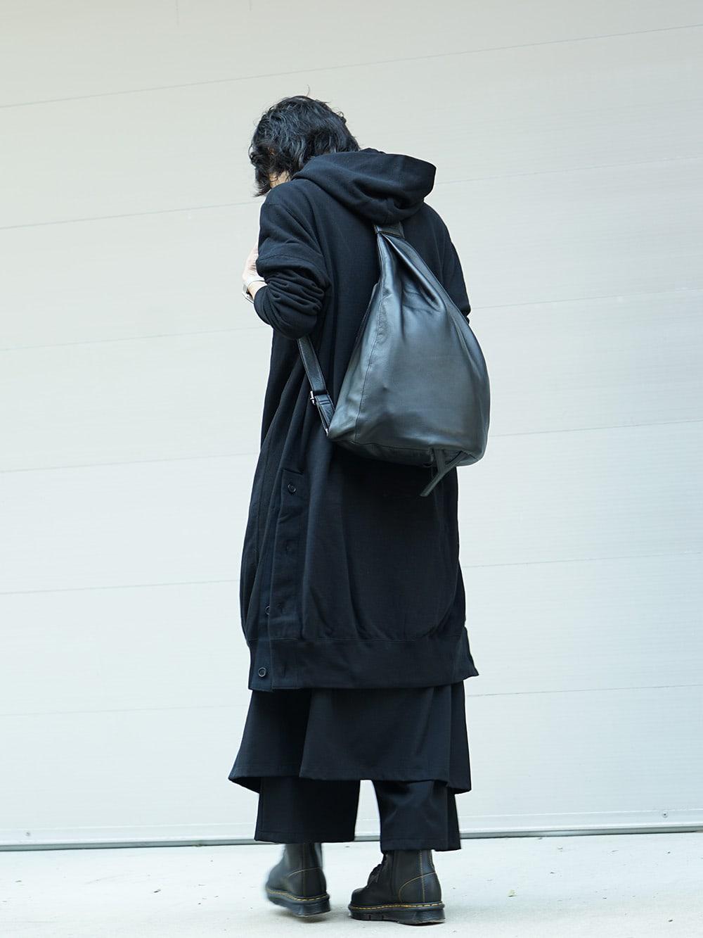 B Yohji Yamamoto 18AW Arm Pit Slit Parka Style 04